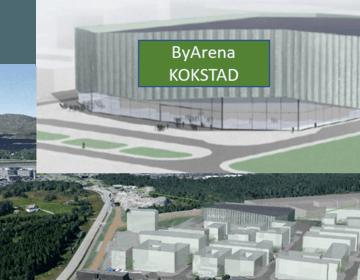 Picture of ByArena kan bli varmet opp av datasenter