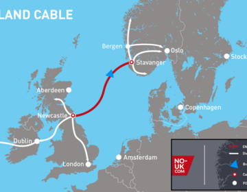 "Picture of UK-Norway cable will be ""door opener"" for data centres"